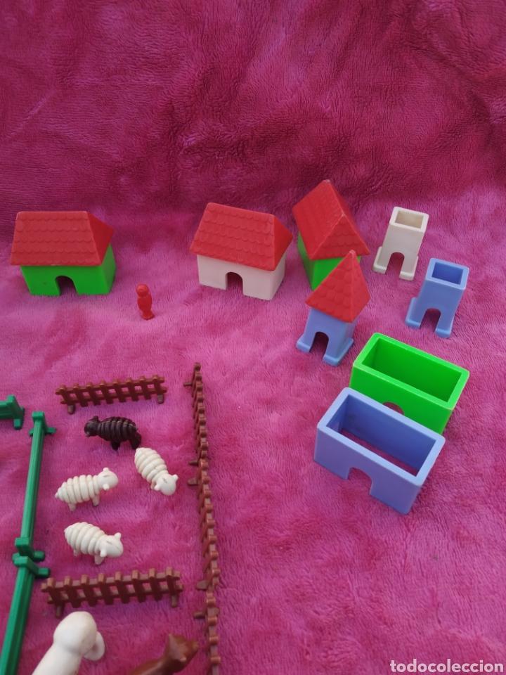 Figuras de Goma y PVC: Lote de animales miniatura años 60-70 - Foto 5 - 198653872