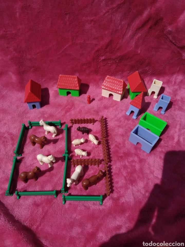 Figuras de Goma y PVC: Lote de animales miniatura años 60-70 - Foto 6 - 198653872