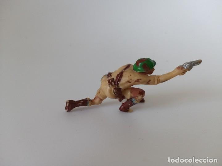 FIGURA SOLDADO BRITÁNICO PECH HNOS (Juguetes - Figuras de Goma y Pvc - Pech)