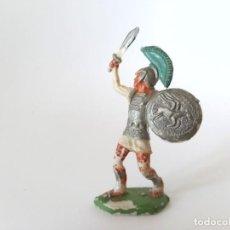 Figuras de Goma y PVC: FIGURA CARTAGINÉS ROJAS Y MALARET. Lote 233462210