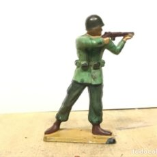 Figuras de Goma y PVC: MILITAR SOLDADO STARLUX NO PECH REAMSA JECSAN COMANSI CASCOS AZULES MUNDO BRITAINS . Lote 198758462