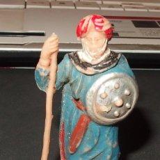 Figuras de Goma y PVC: SARRACENO DE BEN YUSUF,JECSAN,AÑOS 60. Lote 198827811