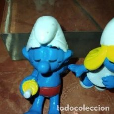 Figuras de Goma y PVC: PITUFO 1. Lote 198846087