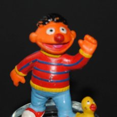 Figuras de Goma y PVC: FIGURITA GOMA - EPI DE BARRIO SÉSAMO - BULLYLAND. Lote 198926978