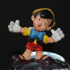Figuras de Goma y PVC: FIGURA PINOCHO MARCA BULLYLAND MUÑECO GOMA . Lote 198927775