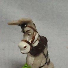Figuras Kinder: SHREK - FIGURA MUÑECO ASNO SERIE SHREK DE KINDER. Lote 198943677