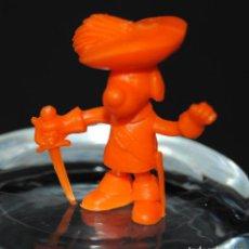 Figuras de Goma y PVC: FIGURA DUNKIN DARTACAN Y LOS MOSQUEPERROS. Lote 198947106