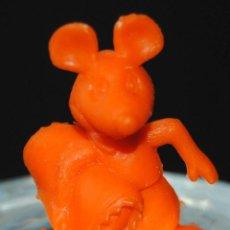 Figuras de Goma y PVC: FIGURA DUNKIN DARTACAN Y LOS MOSQUEPERROS. Lote 198947176