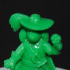 Figuras de Goma y PVC: FIGURA DUNKIN DARTACAN Y LOS MOSQUEPERROS. Lote 198947230