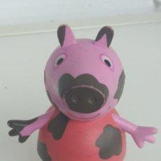 Figuras de Goma y PVC: FIGURA PEPPA PIG BARRO 2003 COMANSI . Lote 198971650