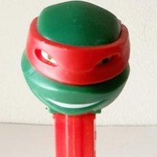 Dispensador Pez: TORTUGA NINJA. Lote 199046155