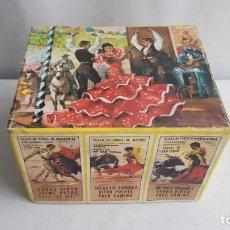 Figuras de Goma y PVC: TABLAO FLAMENCO DE JECSAN. Lote 199336473