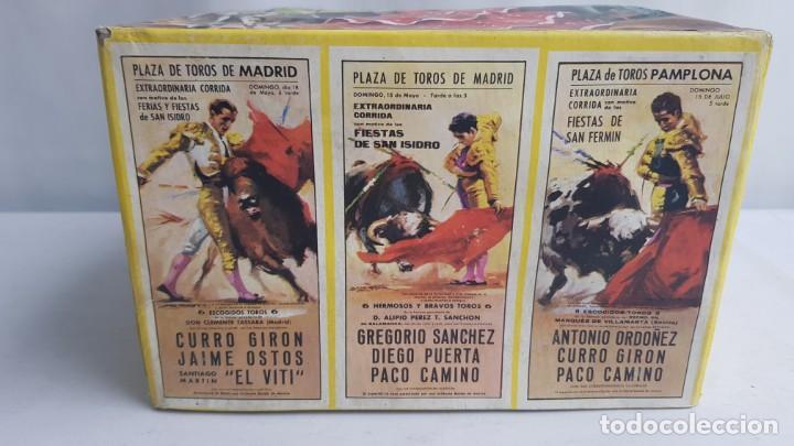 Figuras de Goma y PVC: Tablao flamenco en madera mas 2 figuras de feria de sevilla de comansi - Foto 2 - 199336473