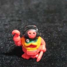 Figuras de Goma y PVC: FIGURA PIRATA DE GOMA SUPER ZINGS. MBIT.. Lote 199339538