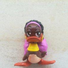 Figuras de Goma y PVC: ALFRED JODOCUS KWAK FIGURA DE PATA NEGRA WINNIE 1990. Lote 199414508