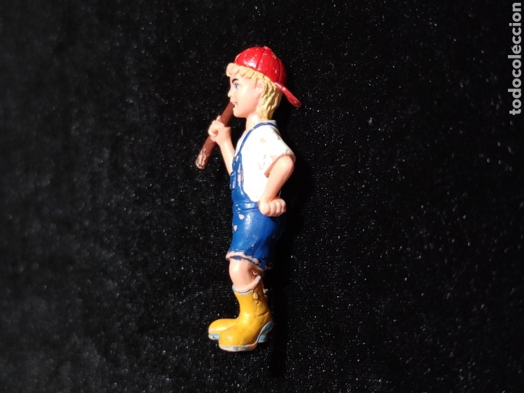 Figuras de Goma y PVC: Figura de niño de goma- Bully. - Foto 2 - 199420570
