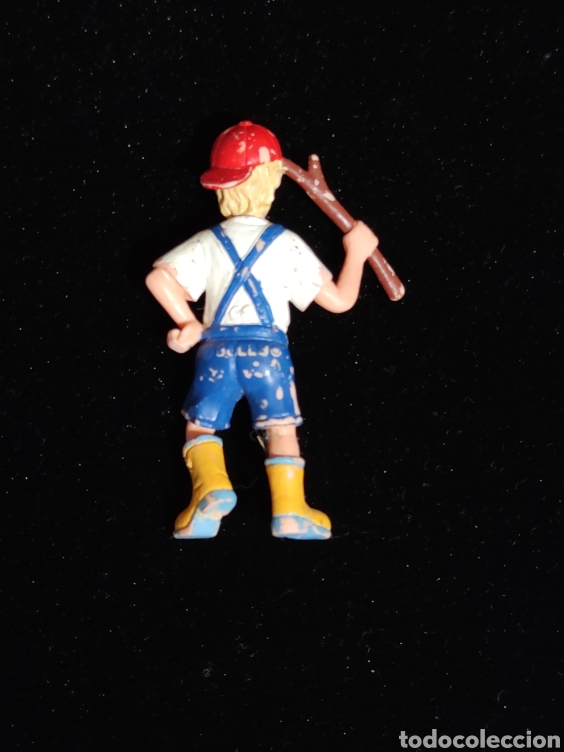 Figuras de Goma y PVC: Figura de niño de goma- Bully. - Foto 4 - 199420570