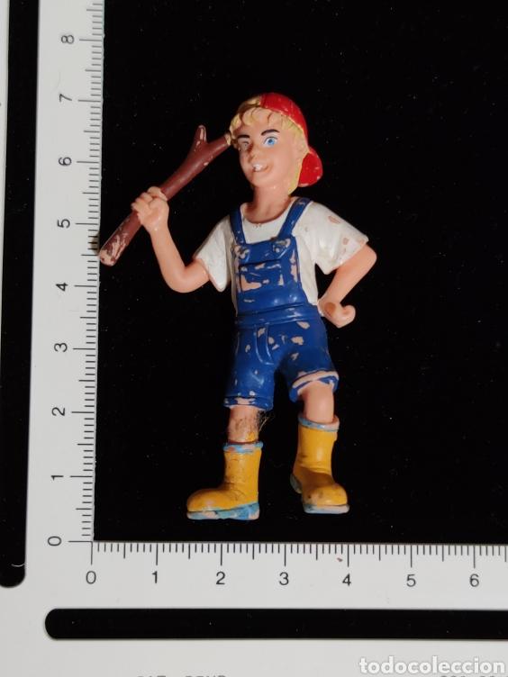 Figuras de Goma y PVC: Figura de niño de goma- Bully. - Foto 5 - 199420570