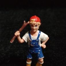Figuras de Goma y PVC: FIGURA DE NIÑO DE GOMA- BULLY.. Lote 199420570