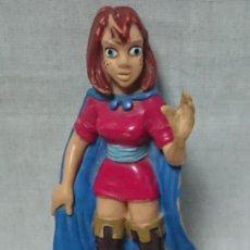 Figuras de Goma y PVC: FIGURA PVC SHELLEY SHEILA DE DRAGONES Y MAZMORRAS DUNGEONS DRAGONS CÓMICS SPAIN . Lote 199422027