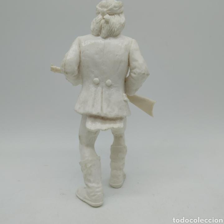 Figuras de Goma y PVC: ¡ÚNICA! GERÓNIMO, Heroes of the West, The Wild West de COMANSI, diseño de Hugo González, Rareza - Foto 2 - 199429245