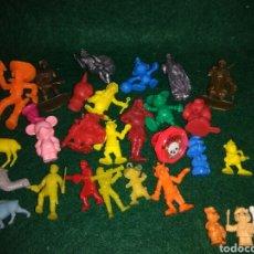 Figuras de Goma y PVC: DUNKIN FIGURAS VARIADAS DISTINTAS SERIES ,. Lote 199520646