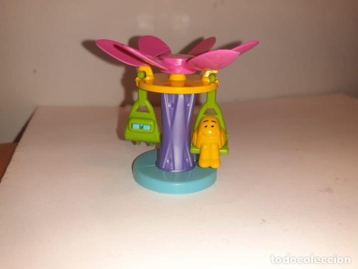 KINDER K00-37, CARRUSEL (Juguetes - Figuras de Gomas y Pvc - Kinder)