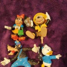 Figuras de Goma y PVC: LOTE DE PVC DISNEY BULLY Y OTRAS MARCAS. Lote 199778978