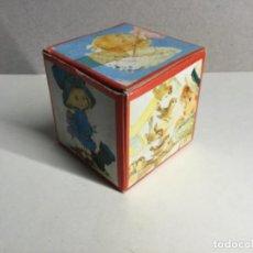 Figuras de Goma y PVC: CAJA SORPRESA AÑOS 70 CON SU CONTENIDO ORIGINAL ( VER FOTOS ) ( REF.3). Lote 199914185