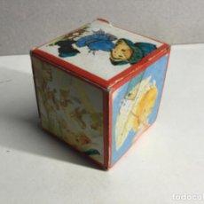 Figuras de Goma y PVC: CAJA SORPRESA AÑOS 70 CON SU CONTENIDO ORIGINAL ( VER FOTOS ) ( REF.12). Lote 199930440