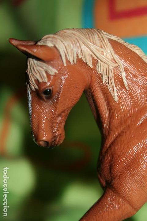 FIGURA CABALLO TENNESSEE WALKING HORSE DE SCHLEICH AÑO 2007 REF 13631 (Juguetes - Figuras de Goma y Pvc - Schleich)