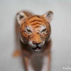 Figuras de Goma y PVC: FIGURA TIGRE TIGRESA DE SCHLEICH AÑO 2007. Lote 200186397