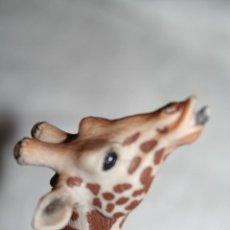 Figuras de Goma y PVC: FIGURA JIRAFA DE SCHLEICH 2008. Lote 200186637
