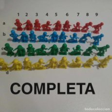 Figuras de Goma y PVC: LEER* CEREALES MUÑECOS MUÑECO KELLOGGS PROMOCIONAL MERCHANDISING KELLOGG RICE PVC DUNKIN FIGURAS. Lote 175837235