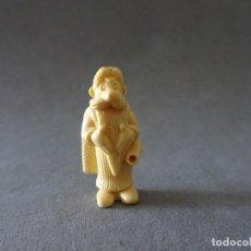 Figuras de Goma y PVC: FIGURA DUNKIN ASTERIX Y OBELIX PANRICO . Lote 200272201