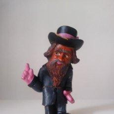 Figuras de Goma y PVC: MUÑECO DON CICUTA DE GOMA AÑOS 70. Lote 200294380