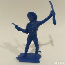 Figuras de Goma y PVC: FIGURA VAQUERO PECH HNOS. Lote 200302618