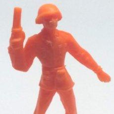 Figuras de Goma y PVC: FIGURA PLASTICO SOLDADOS DEL MUNDO ESPAÑOLES COMANSI. Lote 200326415