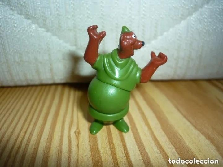 FIGURA KINDER - ROBIN HOOD - DISNEY (Juguetes - Figuras de Gomas y Pvc - Kinder)
