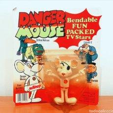 Figuras de Goma y PVC: DANGER MOUSE. Lote 200599470