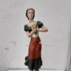 Figuras de Goma y PVC: FIGURA DE YESO. Lote 200795585