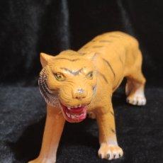 Figuras de Goma y PVC: FIGURA DE GOMA TIGRE MARCA IMPERIAL,AÑO 1985. 27*13*8 CM.. Lote 201110380