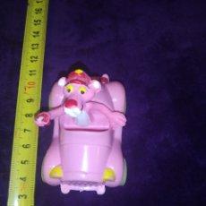 Figuras de Borracha e PVC: PANTERA ROSA PVC. Lote 201161118