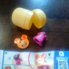 Figuras Kinder: COLECCIÓN HUEVO KINDER,MAGIC DV075C. Lote 201180423