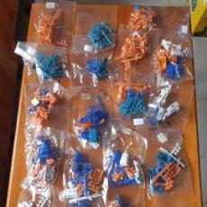 Figuras de Goma y PVC: LOTE 19 MONTAPLEX, SIN SOBRES, DE CAMIONES. . Lote 201312937