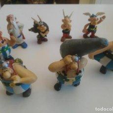 Figuras de Goma y PVC: ASTERIX Y OBELIX - LOTE 8 FIGURAS - DE COMICS SPAIN SOLO HAY UNA. Lote 201467846