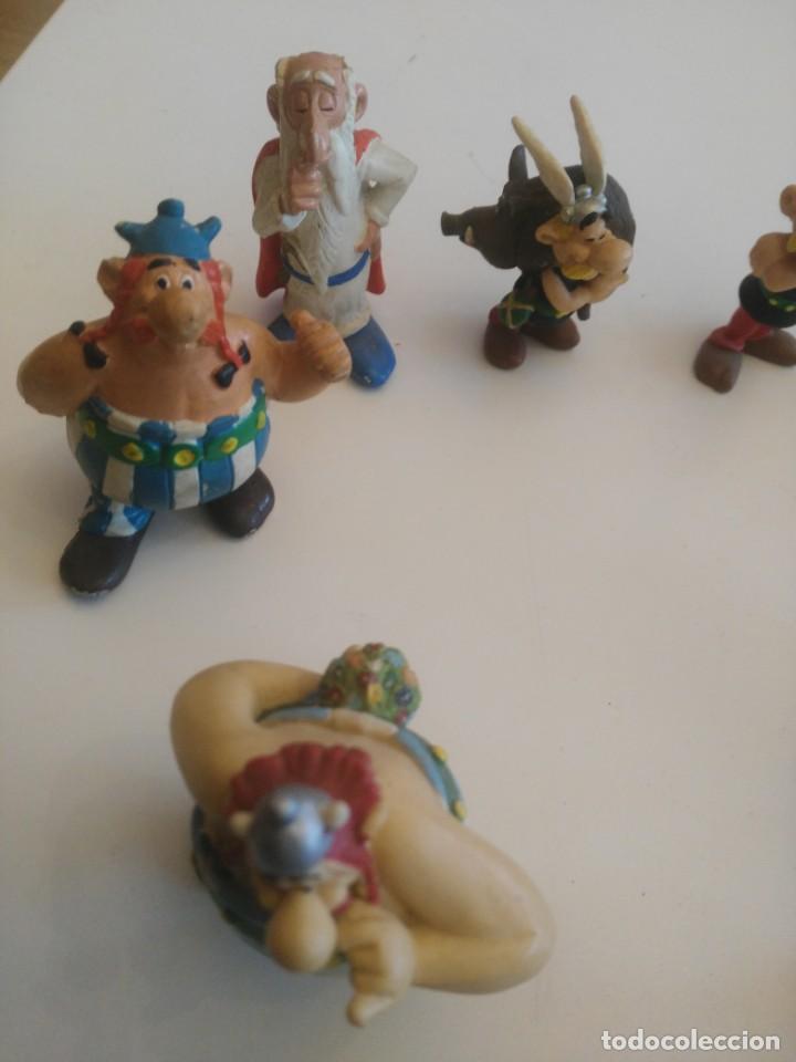 Figuras de Goma y PVC: ASTERIX Y OBELIX - LOTE 8 FIGURAS - DE COMICS SPAIN SOLO HAY UNA - Foto 2 - 201467846