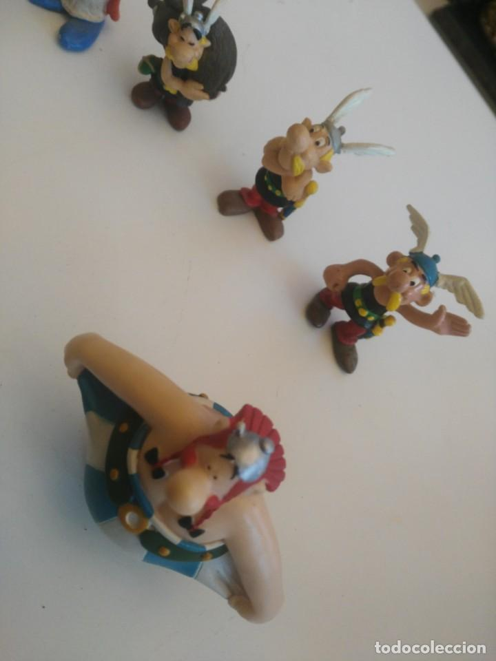 Figuras de Goma y PVC: ASTERIX Y OBELIX - LOTE 8 FIGURAS - DE COMICS SPAIN SOLO HAY UNA - Foto 3 - 201467846