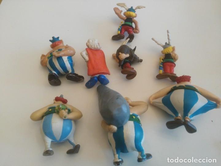 Figuras de Goma y PVC: ASTERIX Y OBELIX - LOTE 8 FIGURAS - DE COMICS SPAIN SOLO HAY UNA - Foto 4 - 201467846