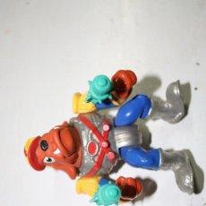 Figuras de Goma y PVC: COMANDER DOGSTAR BUCKY OHARA COMPLETO. Lote 201651998